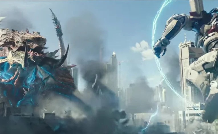 Geek Review:  Pacific Rim Uprising