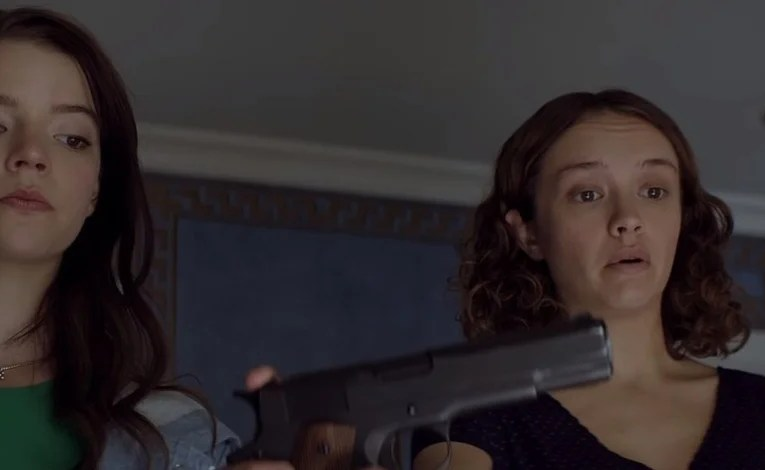 Geek Review:  Thoroughbreds