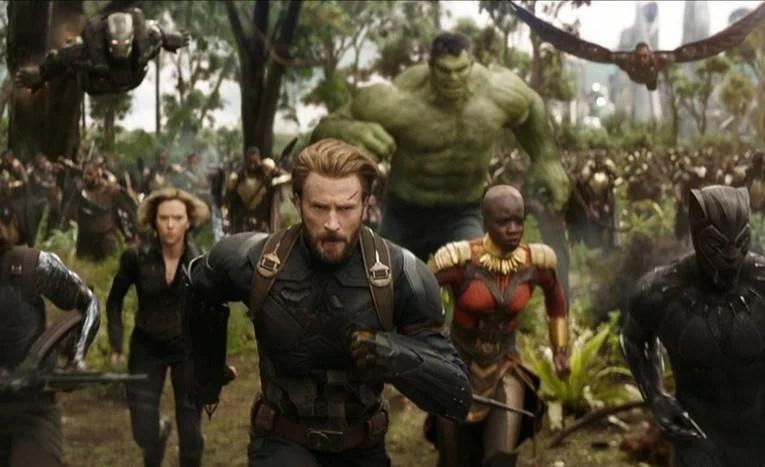 MCU Rewatch Issue #19:  Avengers: Infinity War