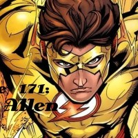 Slightly Misplaced Comic Book Heroes Case File #171:  Bart Allen
