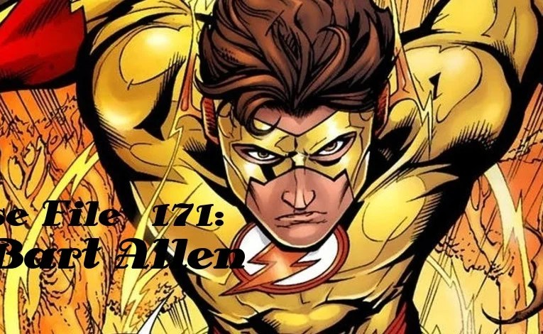 Slightly Misplaced Comic Book Heroes Case File #171:  Bart Allen