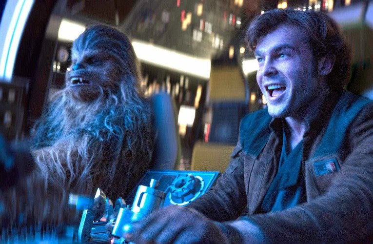 Jenny Reviews: Solo: A Star Wars Story (Spoiler Free)