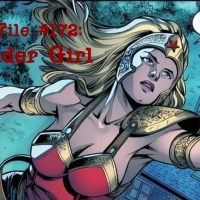 Slightly Misplaced Comic Book Heroes Case File #172:  Wonder Girl
