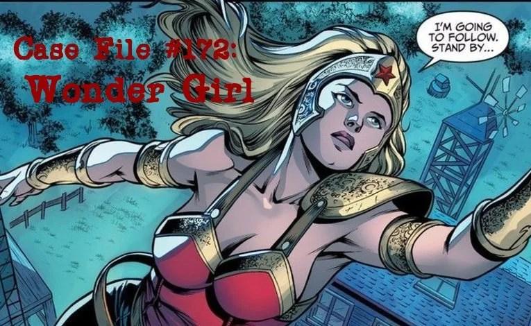 Slightly Misplaced Comic Book Heroes Case File #172:  Wonder Girl