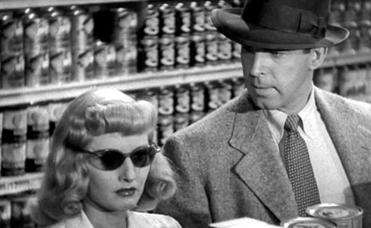 AFI Countdown Challenge #38:  Double Indemnity