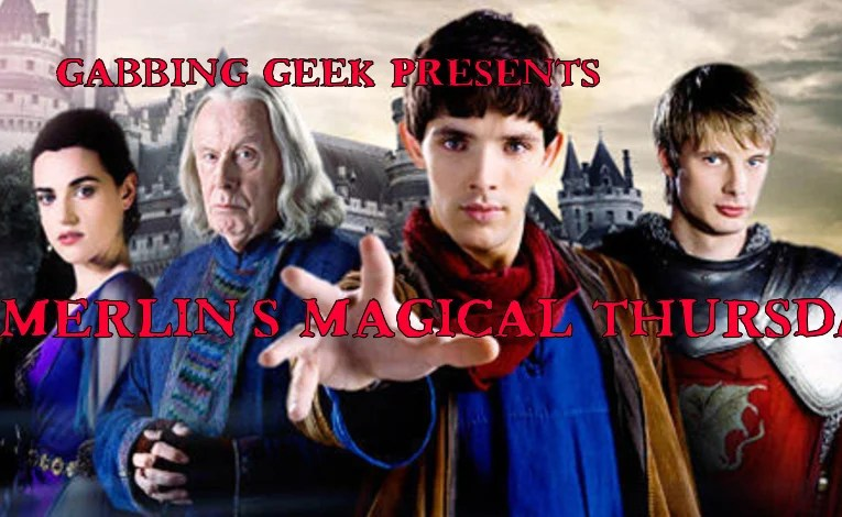 "Merlin ""The Dragon's Call"""