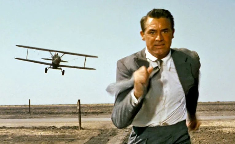 AFI Countdown Challenge #40:  North By Northwest