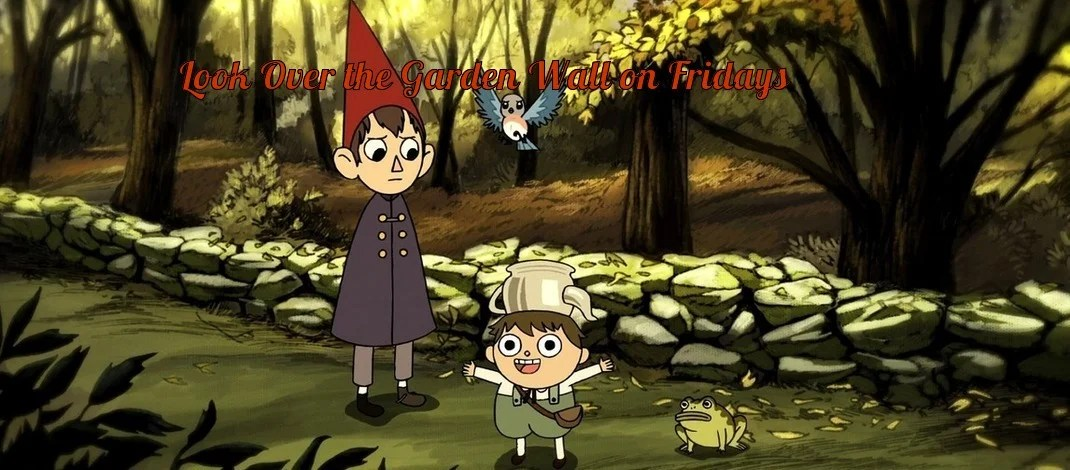 """Over The Garden Wall """"The Unknown"""""""