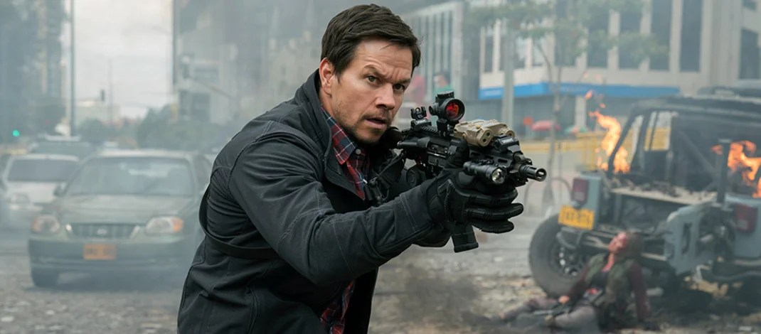 Geek Review:  Mile 22