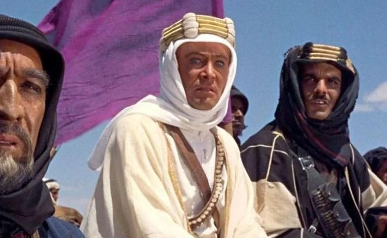 AFI Countdown Challenge #5:  Lawrence Of Arabia