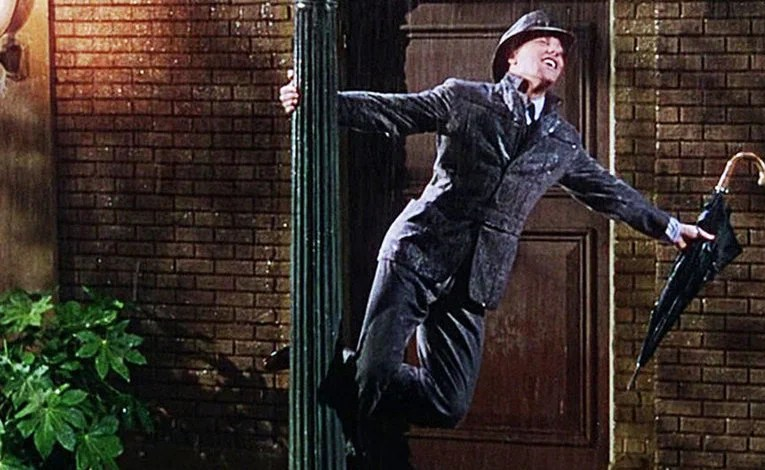 AFI Countdown Challenge #10:  Singin' In The Rain