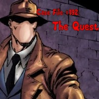 Slightly Misplaced Comic Book Heroes Case File #192:  The Question