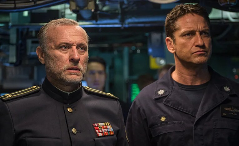 Geek Review:  Hunter Killer