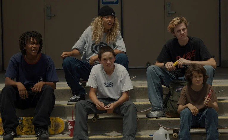Geek Review:  Mid90s