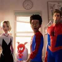 Watson Reviews:  Spider-Man:  Into the Spider-Verse (Spoiler Free)