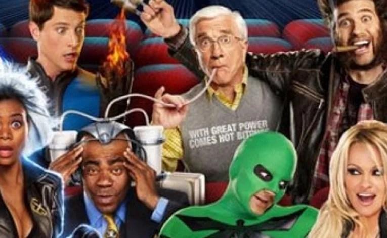 Podcast Reaction:  Superhero Movies Edition