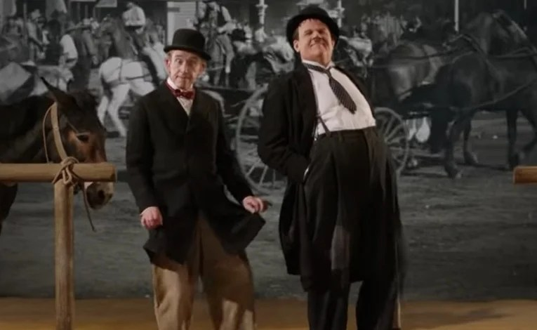 Geek Review:  Stan & Ollie