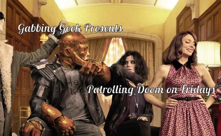 """Doom Patrol """"Ezekiel Patrol"""""""