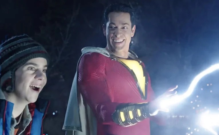 Geek Review:  Shazam!