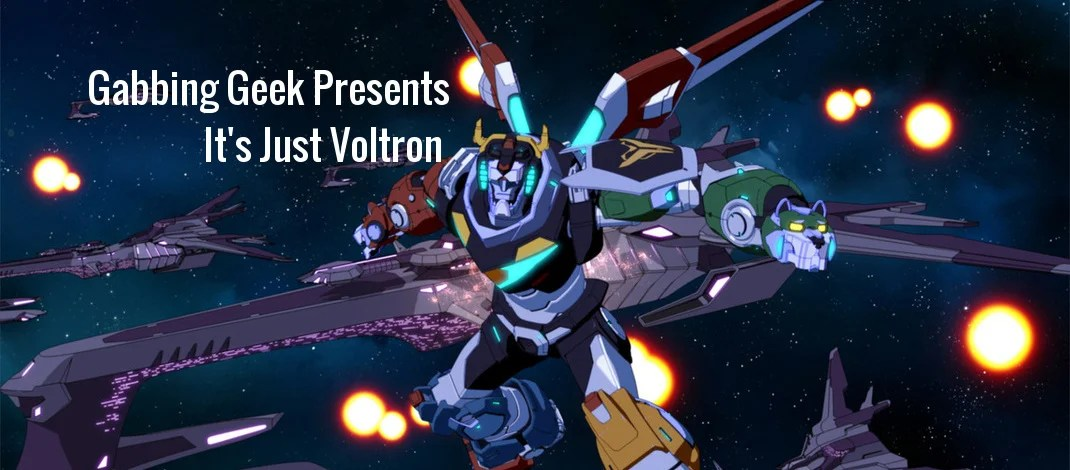 "Voltron: Legendary Defender ""The Rise Of Voltron"""