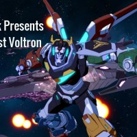 "Voltron: Legendary Defender ""The Legend Begins"""