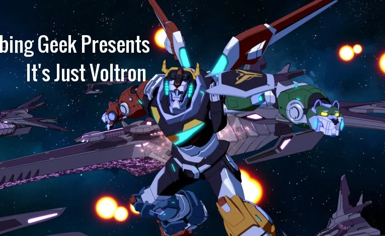 "Voltron: Legendary Defender ""Hole In The Sky"""
