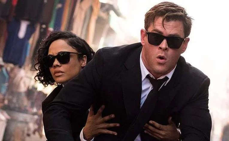 Geek Review:  MIB International