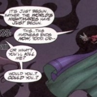 Slightly Misplaced Comic Book Heroes Case File #233:  Obsidian