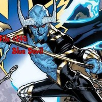 Slightly Misplaced Comic Book Heroes Case File #240:  Blue Devil