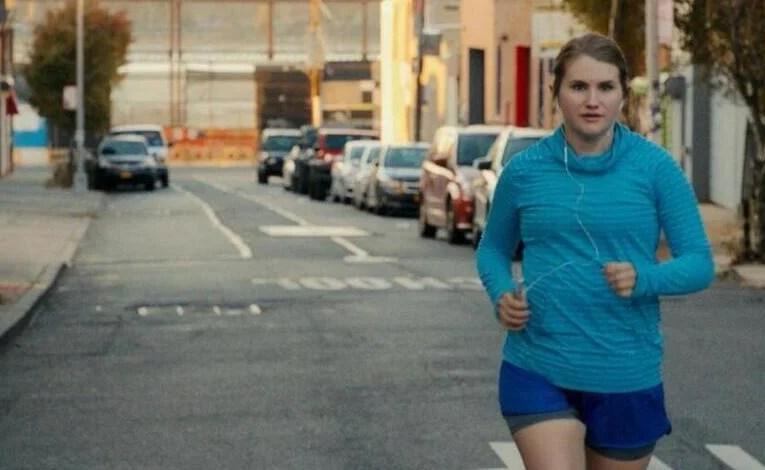 Geek Review:  Brittany Runs A Marathon