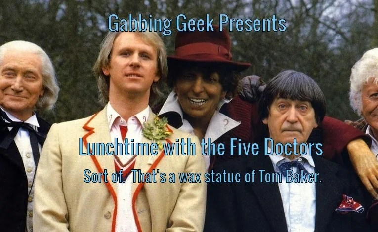 """Doctor Who """"The Five Doctors"""""""