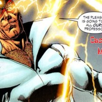 Slightly Misplaced Comic Book Heroes Case File #274:  Max Mercury