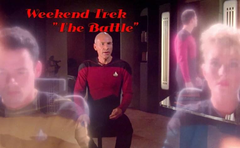 "Weekend Trek  ""The Battle"""