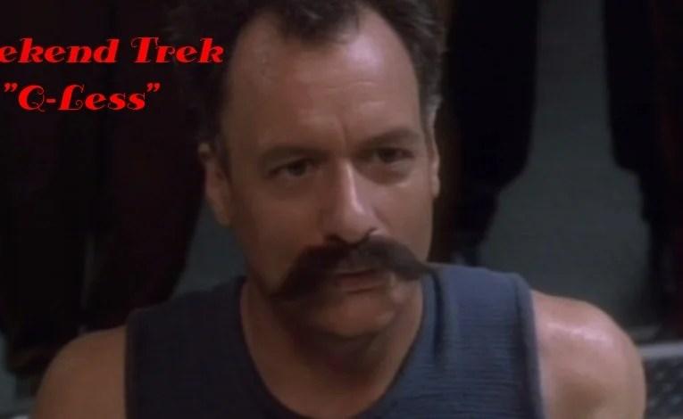 """Weekend Trek """"Q-Less"""""""