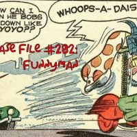 Slightly Misplaced Comic Book Heroes Case File #282:  Funnyman
