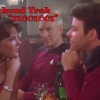 """Weekend Trek """"11001001"""""""