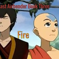 "Avatar: The Last Airbender Book Three ""Chapter One:  The Awakening"""