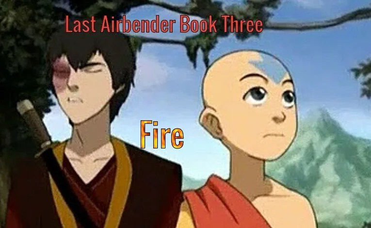"Avatar: The Last Airbender Book Three ""Chapter Twenty-One: Sozin's Comet, Part 4: Avatar Aang"""