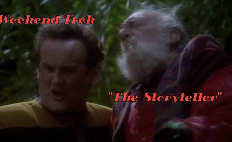"""Weekend Trek """"The Storyteller"""""""