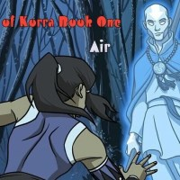 "The Legend Of Korra Book One ""Chapter One: Welcome To Republic City"""