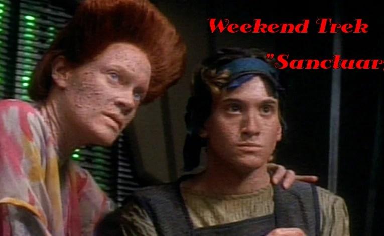 """Weekend Trek """"Sanctuary"""""""