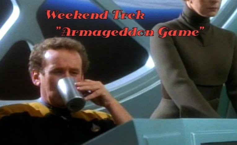 """Weekend Trek """"Armageddon Game"""""""