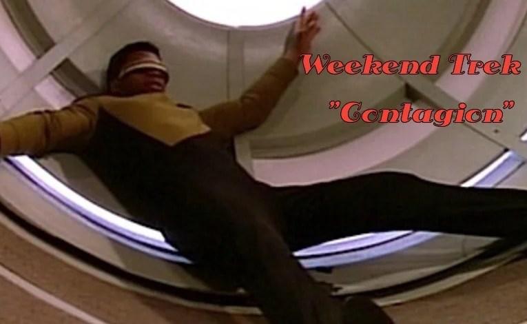 """Weekend Trek """"Contagion"""""""