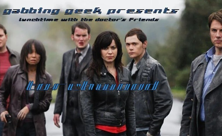 "Torchwood ""Exit Wounds"""