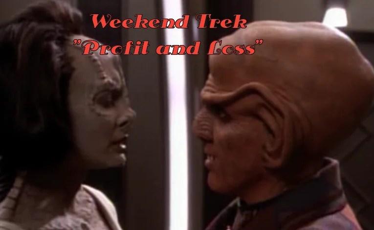 """Weekend Trek """"Profit And Loss"""""""