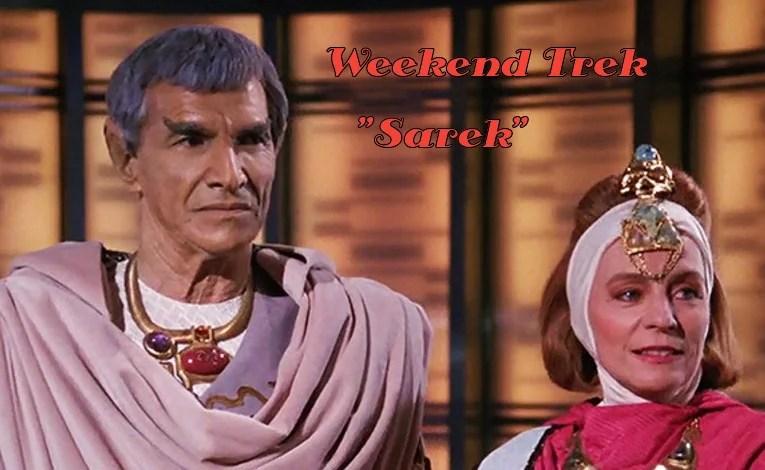 """Weekend Trek """"Sarek"""""""