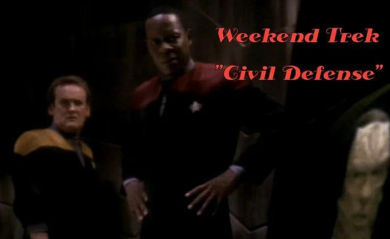 """Weekend Trek """"Civil Defense"""""""