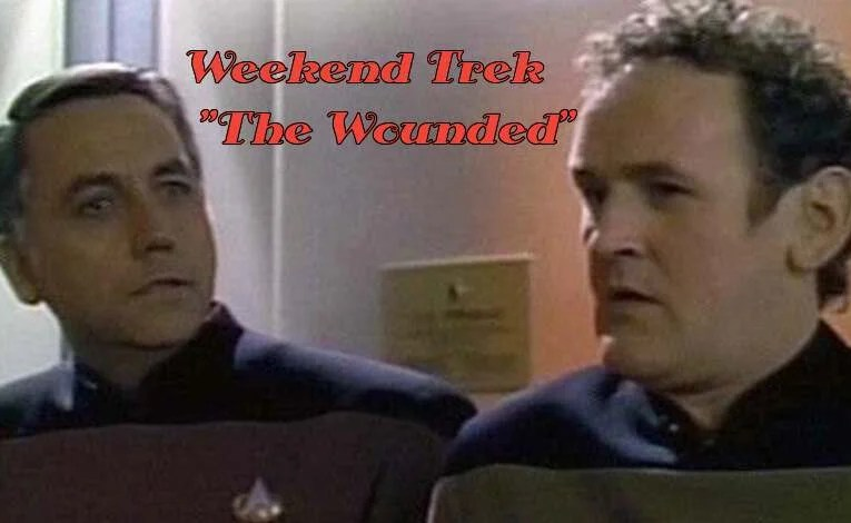 """Weekend Trek """"The Wounded"""""""