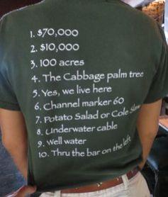 Cabbage Key