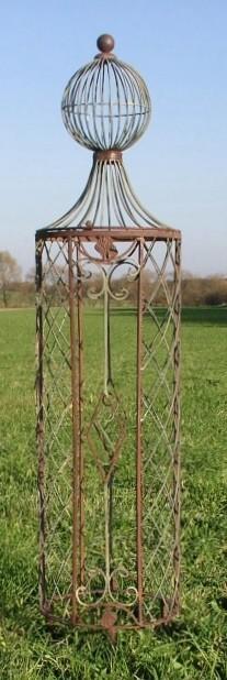 Rankstab Rankhilfe Rankgitter Rankgitter Garten Obelisk Wells XL